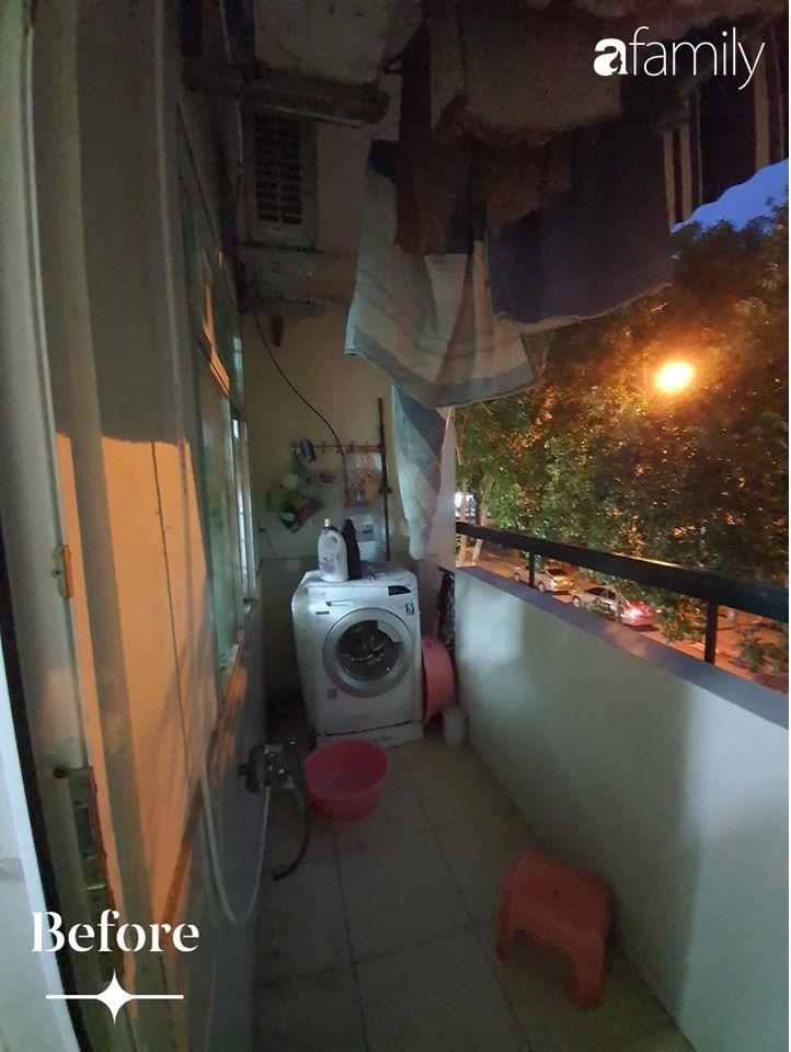 Cuộc cải tổ cho căn hộ 75m² với chi phí 350 triệu đồng, mẹ đảm ở Hà Nội khiến ai cũng công nhận nhà vừa đẹp vừa sang-9