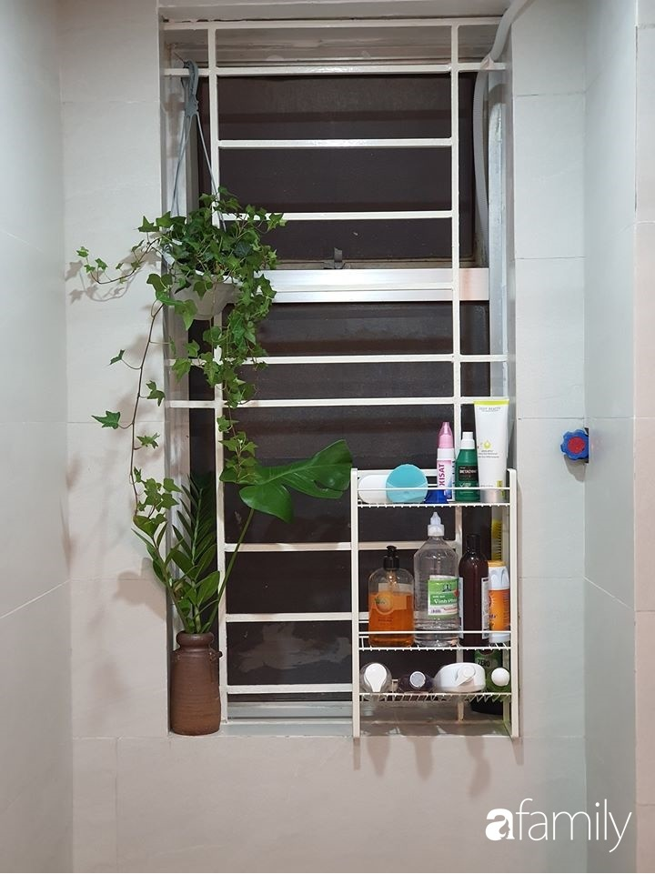 Cuộc cải tổ cho căn hộ 75m² với chi phí 350 triệu đồng, mẹ đảm ở Hà Nội khiến ai cũng công nhận nhà vừa đẹp vừa sang-14