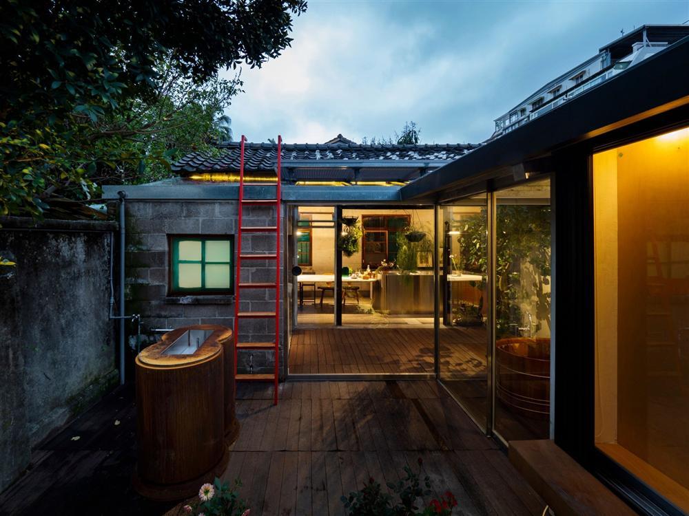 Biến ký túc xá cũ mèm thành ngôi nhà đầy cây xanh thu hút mọi lời trầm trồ-10
