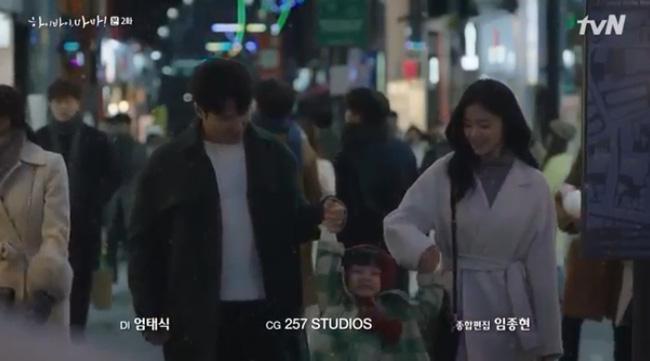 Hi Bye, Mama tập 2: Kim Tae Hee nghẹn ngào nhìn chồng sánh bước bên vợ mới, chạm mặt nhau nhưng không nhận ra-2