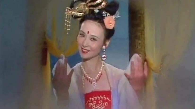Hằng Nga xinh đẹp kinh điển trên màn ảnh: Mỹ nhân giàu có và bí ẩn nhất Tây Du Ký-1