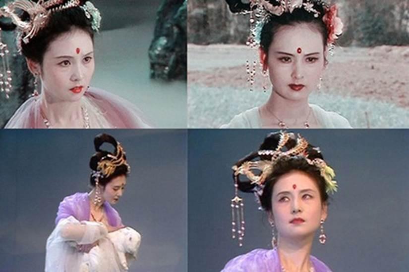 Hằng Nga xinh đẹp kinh điển trên màn ảnh: Mỹ nhân giàu có và bí ẩn nhất Tây Du Ký-3