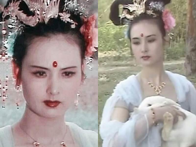 Hằng Nga xinh đẹp kinh điển trên màn ảnh: Mỹ nhân giàu có và bí ẩn nhất Tây Du Ký-4