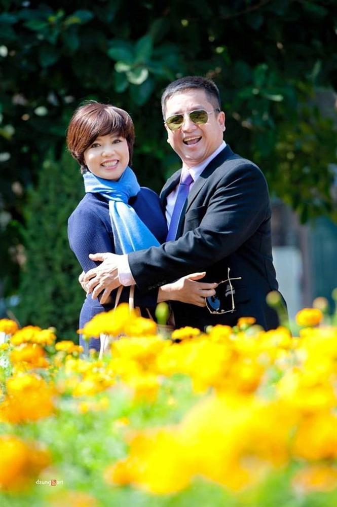 Phản ứng của NSƯT Ngọc Huyền trước tâm sự của chồng cũ Chí Trung-1