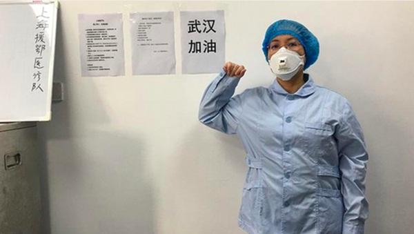 Nhật ký nữ bác sĩ: Không phải trực đêm do bệnh thận, nhưng vì Vũ Hán mà sẵn sàng cùng đồng nghiệp chiến đấu với virus corona-1