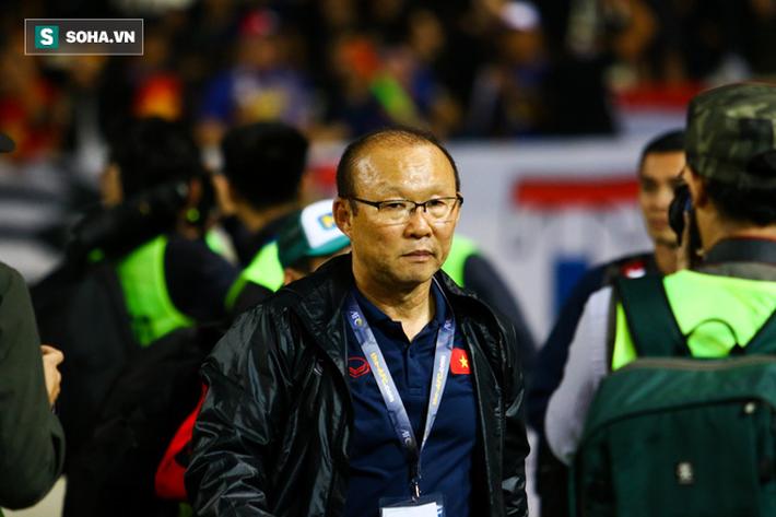 HLV Park Hang-seo: Làm khách trước Malaysia sẽ là trận khó khăn nhất-1