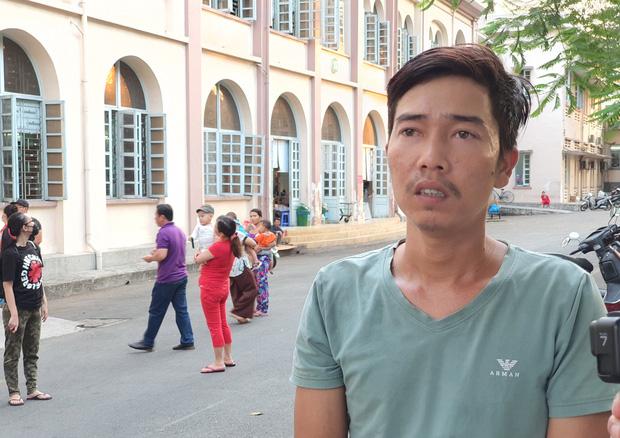 Vụ bé trai 6 tuổi bị dì ruột thiêu sống ở Vũng Tàu: Được ủng hộ hơn 200 triệu, bố bật khóc mong chữa khỏi bệnh cho con-2