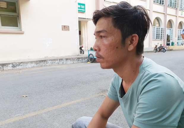 Vụ bé trai 6 tuổi bị dì ruột thiêu sống ở Vũng Tàu: Được ủng hộ hơn 200 triệu, bố bật khóc mong chữa khỏi bệnh cho con-9