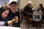 Quang Hải đội luôn cái mũ từng chụp hình tình tứ với cô chủ tiệm nail để đi ăn với Nhật Lê: Mũ vẫn thế mà người đã... khác rồi?
