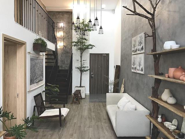 Vợ chồng Việt – Hàn lột xác đẹp khó tin cho căn chung cư chỉ với 180 triệu-3
