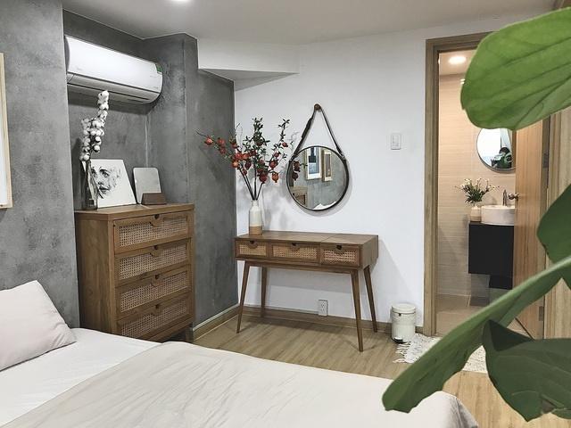 Vợ chồng Việt – Hàn lột xác đẹp khó tin cho căn chung cư chỉ với 180 triệu-13