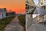 Thị trấn ở Italy vắng vẻ, ảm đạmnhư ngày tận thế vì dịch Covid-19