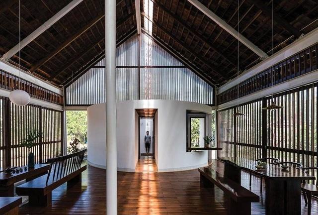 Ngôi nhà cấp 4 ở Đắk Lắk đẹp như resort nhờ thiết kế độc lạ-4