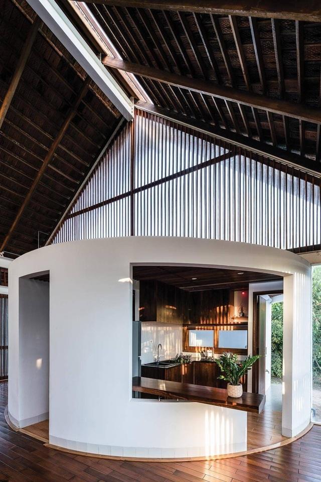 Ngôi nhà cấp 4 ở Đắk Lắk đẹp như resort nhờ thiết kế độc lạ-6