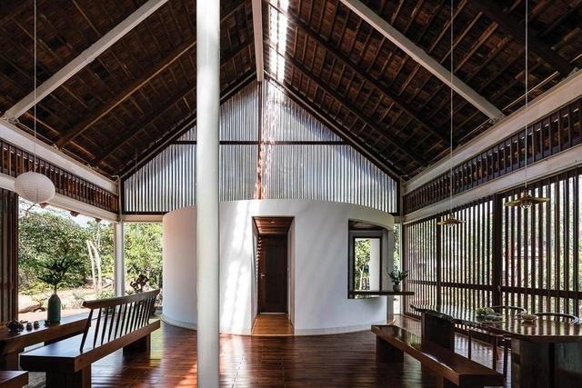 Ngôi nhà cấp 4 ở Đắk Lắk đẹp như resort nhờ thiết kế độc lạ-8
