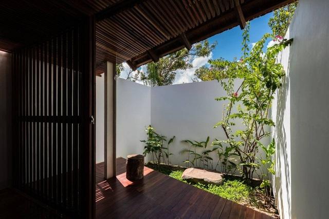Ngôi nhà cấp 4 ở Đắk Lắk đẹp như resort nhờ thiết kế độc lạ-9