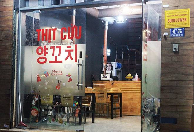 """Dịch Covid-19: Nếp sinh hoạt ngày - đêm kỳ lạ ở phố Hàn"""" giữa Hà Nội-12"""