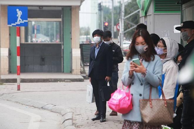 """Dịch Covid-19: Nếp sinh hoạt ngày - đêm kỳ lạ ở phố Hàn"""" giữa Hà Nội-17"""