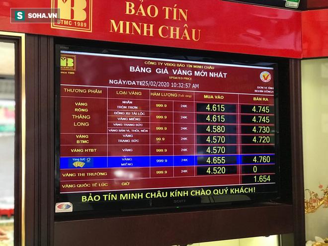 """Giá vàng xuống dốc"""", người dân Hà Nội vẫn chen nhau xếp hàng từ 6h sáng để mua kiếm lời-8"""