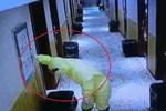 Nữ y tá bị bệnh nhân nhiễm virus đánh đập, cắn vào mặt-1