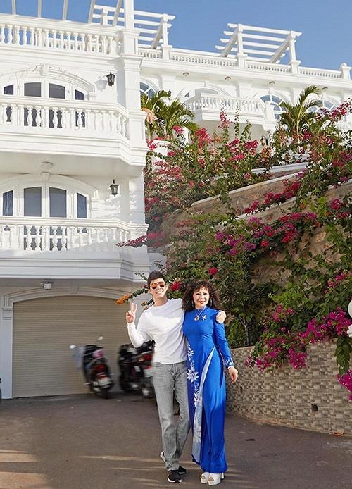 Toàn cảnh biệt thự giá 600 tỷ đồng của gia đình Nathan Lee ở Vũng Tàu-7