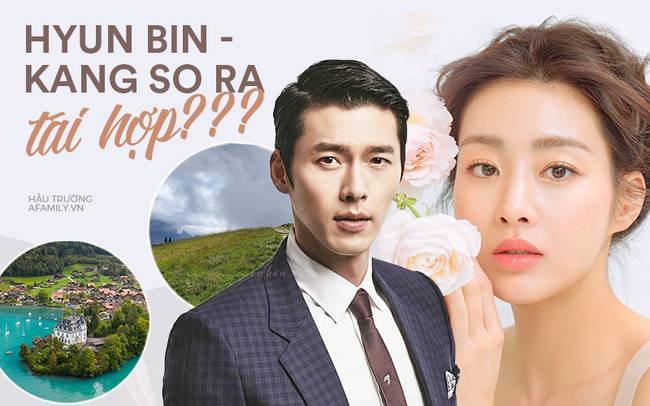 Rộ tin đồn Hyun Bin và Kang Sora tái hợp, còn lộ bằng chứng theo chân bạn trai sang tận Thụy Sĩ?-2
