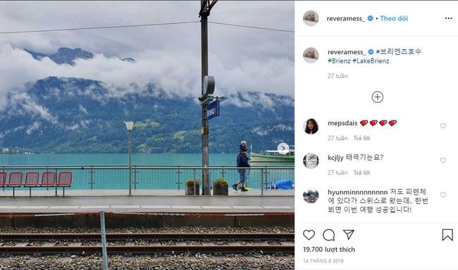 Rộ tin đồn Hyun Bin và Kang Sora tái hợp, còn lộ bằng chứng theo chân bạn trai sang tận Thụy Sĩ?-3