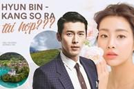 Rộ tin đồn Hyun Bin và Kang Sora tái hợp, còn lộ bằng chứng theo chân bạn trai sang tận Thụy Sĩ?