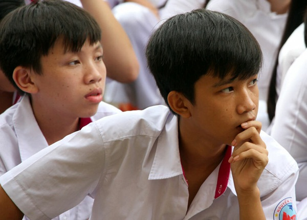 MỚI: TP HCM đề xuất cho học sinh THCS, THPT đi học lại từ ngày 16/3-2