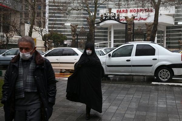 Iran trở thành mối đe dọa mới của dịch virus corona-1