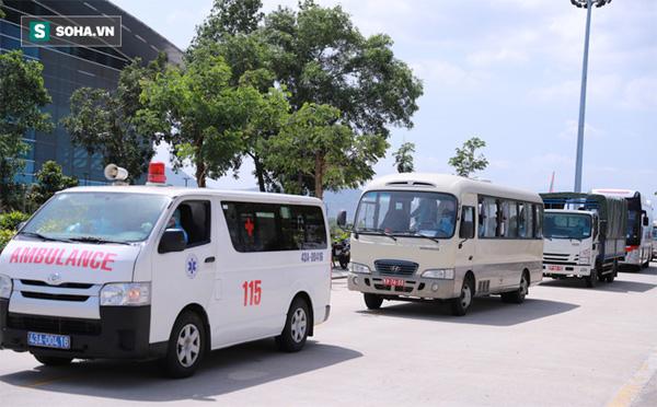 Chủ tịch Đà Nẵng quyết định sẽ đưa đoàn khách Hàn Quốc về nước trong tối nay 25/2-1