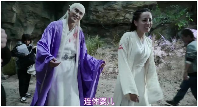 Tam sinh tam thế Chẩm thượng thư: Bí mật sau cảnh hôn thô bạo, Cao Vỹ Quang hốt hoảng vì làm đau Địch Lệ Nhiệt Ba-5