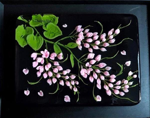 Hoa hậu Ngọc Hân lần đầu làm món ăn chơi đẹp như hoa, muốn cả thế giới khen mình-6