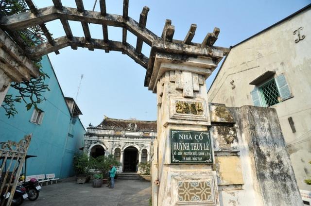 Khám phá căn nhà cổ 125 tuổi của đại gia nức tiếng Đồng Tháp-1