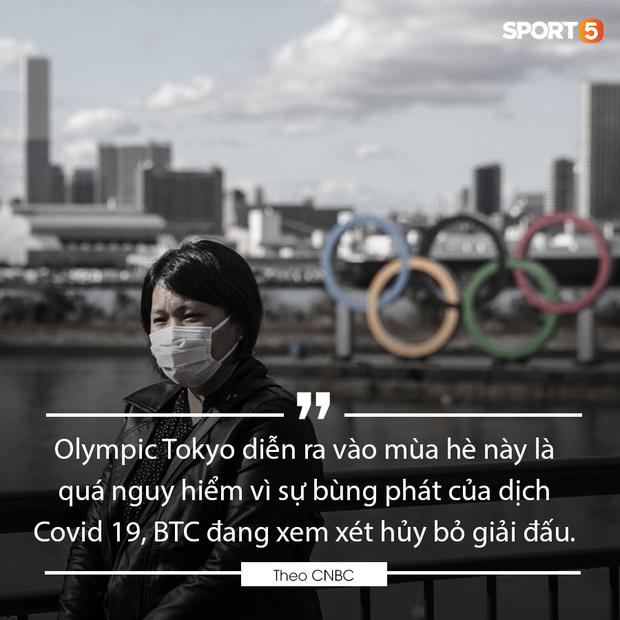 Nhật Bản khó kiểm soát Covid-19, Thế vận hội Olympic đối diện nguy cơ chưa từng có trong lịch sử: Hủy bỏ vì dịch bệnh-1
