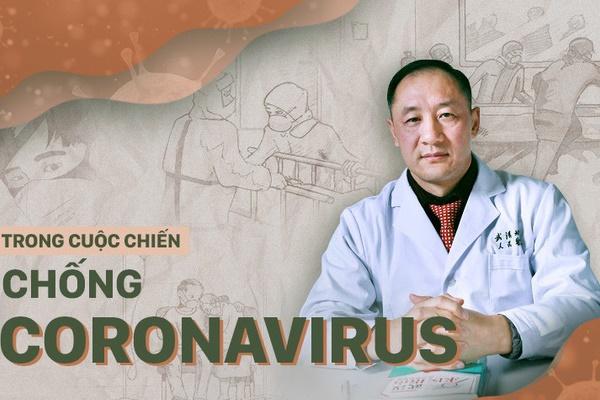 Bác sĩ Vũ Hán chia sẻ về 38 ngày đi dạo điện Diêm Vương: Corona chỉ bắt nạt được người yếu mà sợ người mạnh-1