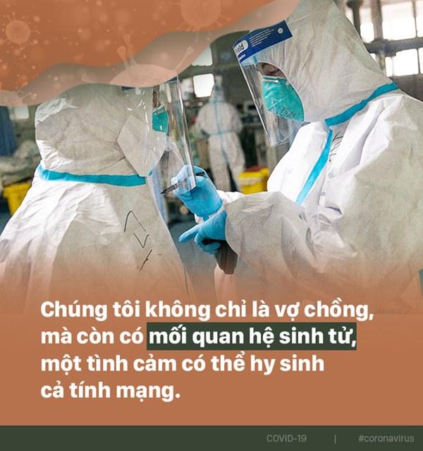 Bác sĩ Vũ Hán chia sẻ về 38 ngày đi dạo điện Diêm Vương: Corona chỉ bắt nạt được người yếu mà sợ người mạnh-4