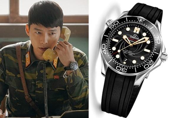 Vì sao đồng hồ của Hyun Bin Hạ cánh nơi anh có giá hàng nghìn USD?-5