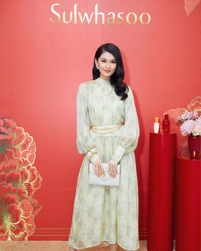 Á hậu Thùy Dung có bao ý tưởng diện váy đẹp xinh và thanh lịch thế này, chị em không tham khảo thì quá phí-8