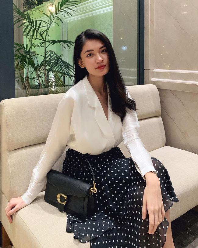 Á hậu Thùy Dung có bao ý tưởng diện váy đẹp xinh và thanh lịch thế này, chị em không tham khảo thì quá phí-9