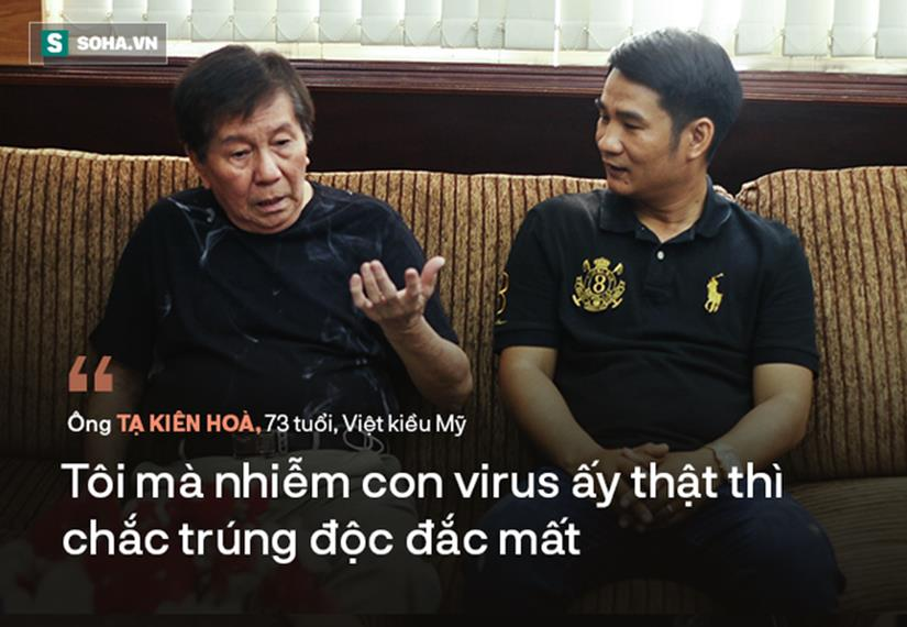 Việt kiều Mỹ chiến thắng Corona kể về tấm vé số độc đắc trúng ở Vũ Hán-5