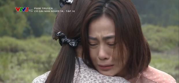 Phẫn nộ cảnh gái quê Phương Oanh bị cưỡng hiếp nhưng bố ruột lại bao che thủ phạm ở Cô Gái Nhà Người Ta tập 16-4