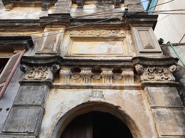 Căn biệt thự Pháp cổ 100 tuổi của đại gia làng miến nức tiếng Hà Nội xưa-1