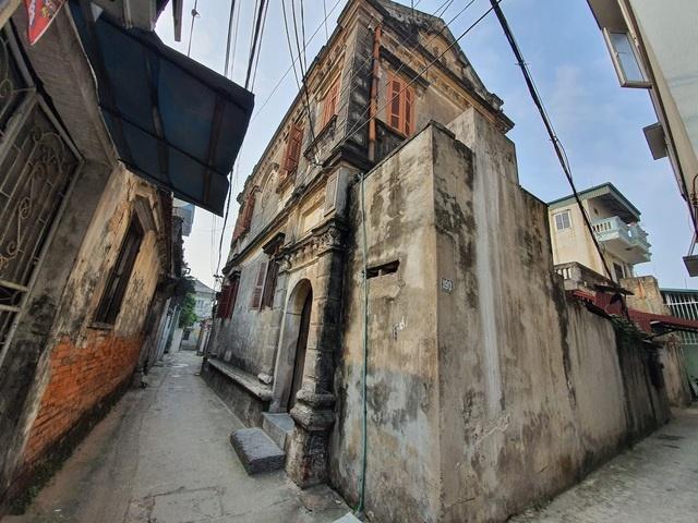 Căn biệt thự Pháp cổ 100 tuổi của đại gia làng miến nức tiếng Hà Nội xưa-2