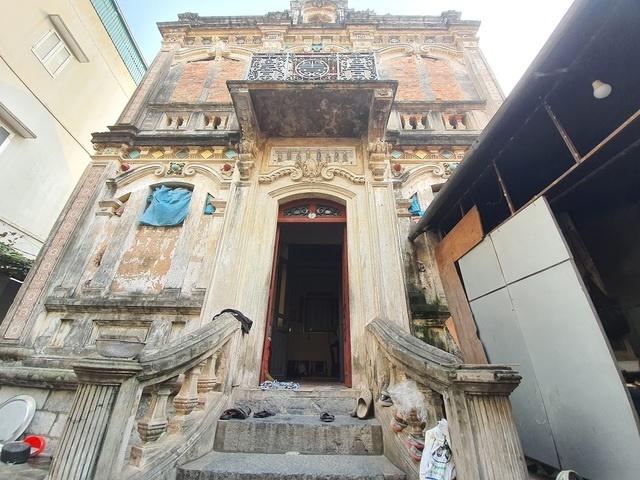 Căn biệt thự Pháp cổ 100 tuổi của đại gia làng miến nức tiếng Hà Nội xưa-5