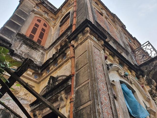 Căn biệt thự Pháp cổ 100 tuổi của đại gia làng miến nức tiếng Hà Nội xưa-6