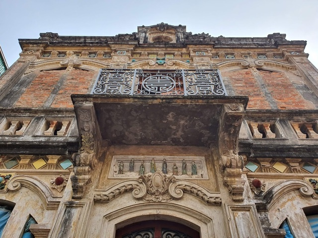 Căn biệt thự Pháp cổ 100 tuổi của đại gia làng miến nức tiếng Hà Nội xưa-7