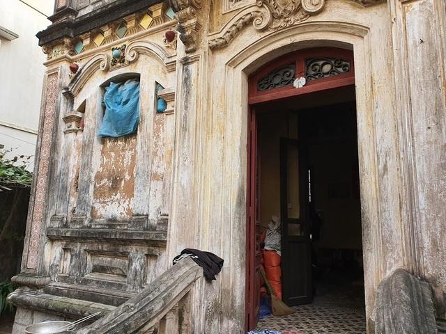 Căn biệt thự Pháp cổ 100 tuổi của đại gia làng miến nức tiếng Hà Nội xưa-9