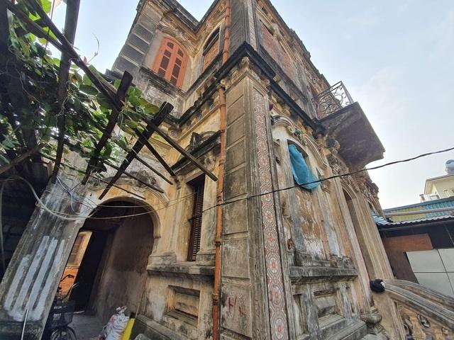 Căn biệt thự Pháp cổ 100 tuổi của đại gia làng miến nức tiếng Hà Nội xưa-11