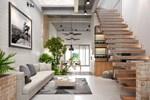Các mẫu cầu thang nhà ống 5m tối giản mà hiện đại cho ngôi nhà của bạn-14